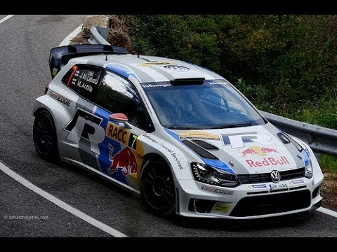 Hd Vw Polo Rally Car Racing Monte Carlo 2017