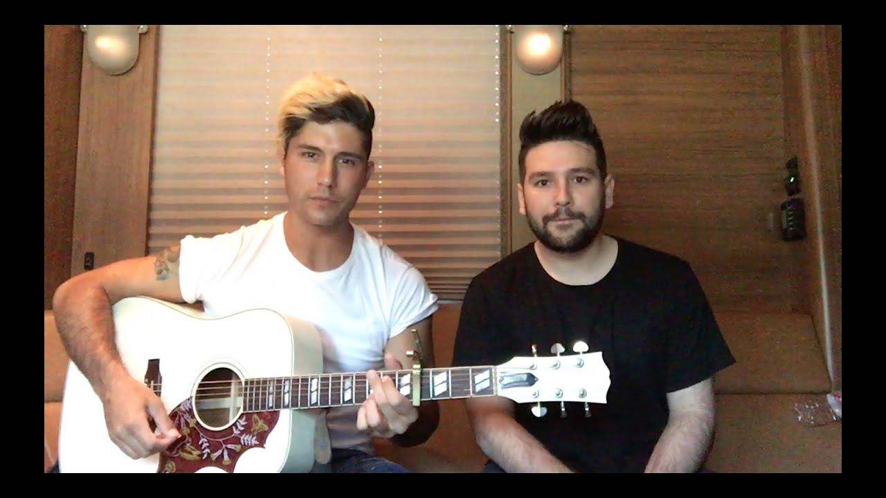 Dan Shay Holy Florida Georgia Line Cover Youtube