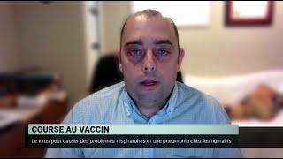 COVID-19 : pour quand un vaccin? – Marc-André Langlois