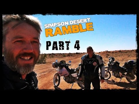 Simpson Desert RAMBLE - Part 4