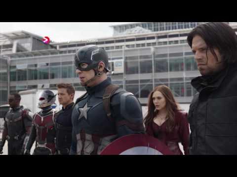Viasat Film Premiere - Captain America: Civil War 3.2.2017