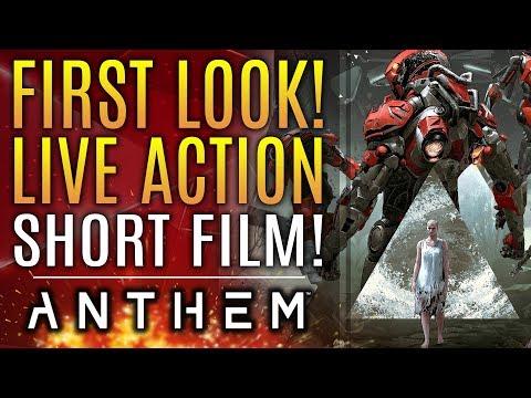 Anthem – FIRST LOOK! Live Action Short Film by Neill Blomkamp! Teaser Trailer!