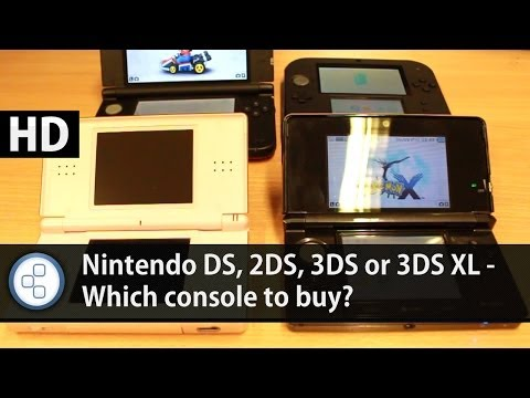 Feature ★ Nintendo DS, 2DS, 3DS Or 3DS XL - Which Console To Buy?