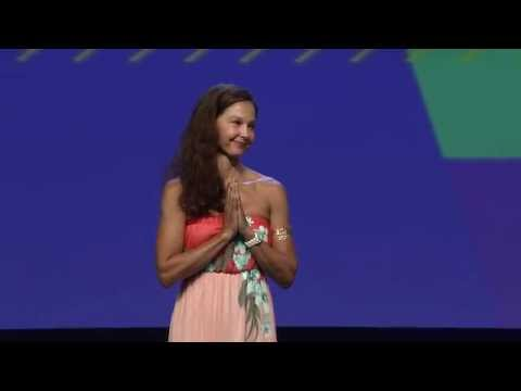 Ashley Judd at #NCSC15