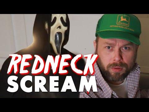 REDNECK SCREAM (A Scream Movie Parody)
