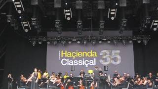 Hacienda Classical 'Anthem by NJOI' Live @Glastonbury2017