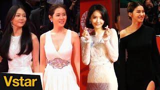 문근영-윤아(Yoona) 심쿵 하트..부산국제영화제(2017 BIFF) 레드카펫