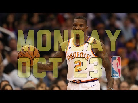 NBA Daily Show: Oct. 23 - The Starters