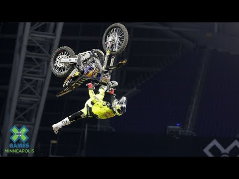 MEDAL RUNS: Moto X Freestyle | X Games Minneapolis 2019