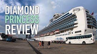 Diamond Princess Asia Trip Review