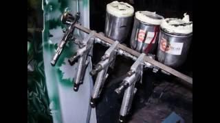 Нива, покраска в камуфляж. по рецепту Д.Олежи. О.Н.Б.(Это видео создано в редакторе слайд-шоу YouTube: http://www.youtube.com/upload., 2016-07-06T10:35:54.000Z)