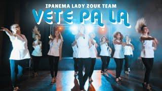 Lady Zouk Show Vete Pa La Ipanema Novosibirsk 2021
