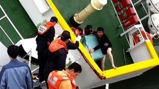 Fährkatastrophe in Südkorea: Der Kapitän verlässt das sinkende Schiff
