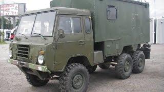 Продам Volvo c 304 (Лапландер) с портальными мостами как на наших джипах.