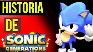 Скачать SONIC Vs SHADOW HISTORIA DE SONIC GENERATIONS 3DS