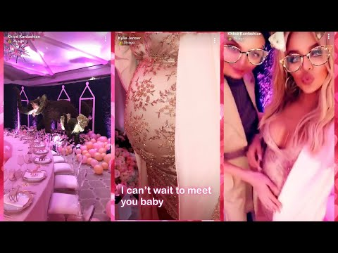 Khloe Kardashian baby shower 3/10 🎀