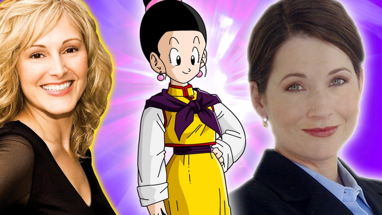 It S Chi Chi S Voice Actress From Dragon Ball Z More Cynthia Cranz Anime Adventures Youtube