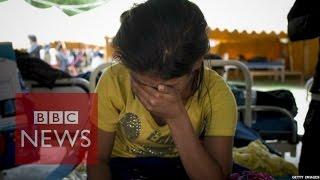 Nepal earthquake: 7.3 magnitute quake strikes near Everest - BBC News