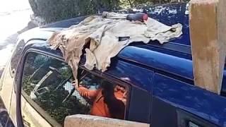 Jak otworzyć auto bez kluczyków w 3min.