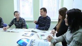 Пример урока в группе с носителем языка || English Open School