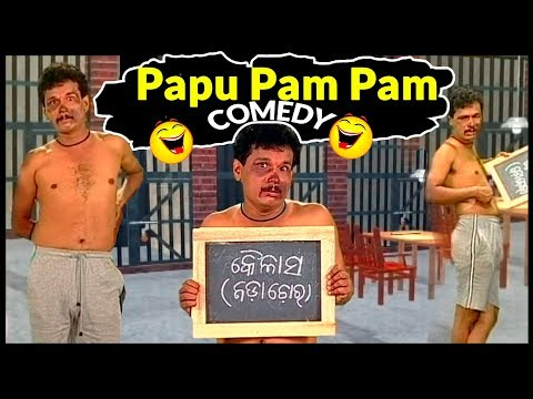 STAND UP COMEDY - Papu Pam Pam 2018 || New Odia Comedy || Lokdun Odia
