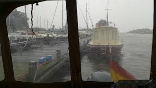 Sturm in Echtenerbrug