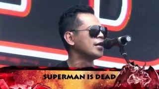 SUPERMAN IS DEAD - Part.2 Live at HELLPRINT UNITED DAY IV