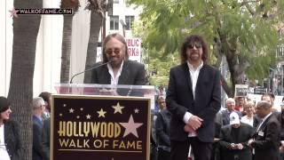 ROCK ARTIST JEFF LYNNE HONORED WITH HOLLYWOOD WALK OF FAME STAR