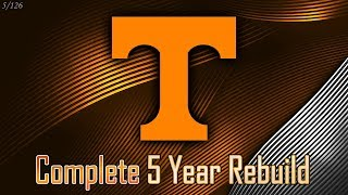 16 90+ Overalls! | Tennessee 5-Year Rebuild | NCAA Football 14 (5/126)