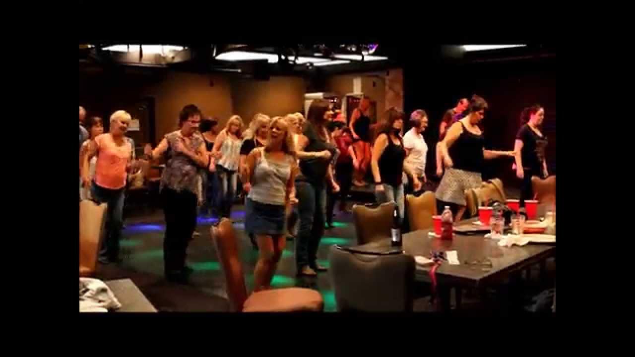 Line Dancing Night At Pepe S Mexican Restaurant Cantina Canyon Lake Ca