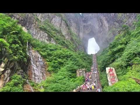 Avatar Mountain - Zhangjiajie Trip 2015