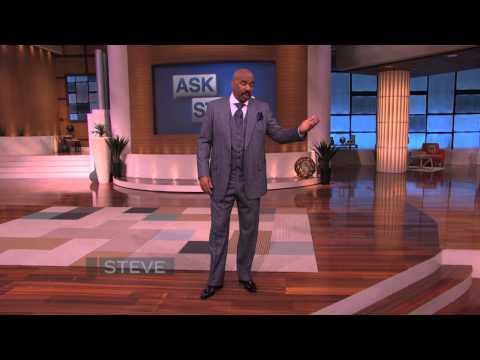Ask Steve - The Little Naked Black Man