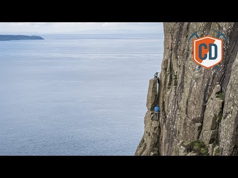 Fair Head: Possibly The Best Trad Crag In The World | Climbing Daily Ep.950