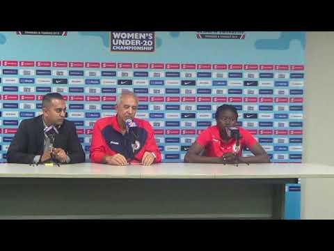 Concacaf Under 20 Women's Championship - Haiti