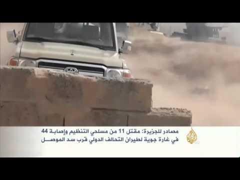 هجمات انتحارية لتنظيم الدولة في الفلوجة