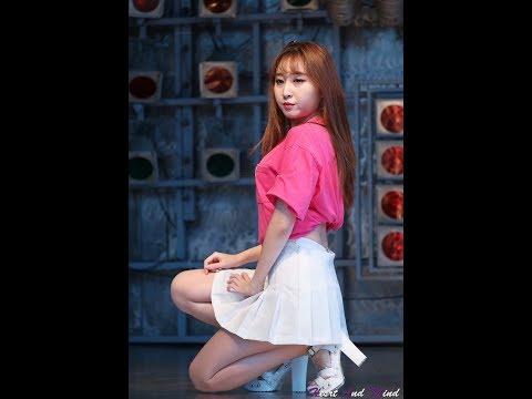 20170826 동대문밀리오레 [Happiness]댄스팀 해피니스 레아 직캠