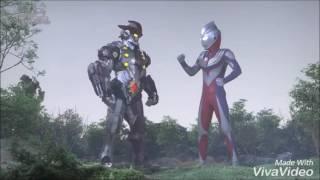 MAD Ultraman tiga-stargeser