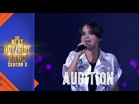 Inggid 'DON'T YOU WORRY BOUT A THING' I Singing Audition I The Next Boy/Girl Band S2 GTV