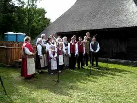 Lithuanian Folk Singing on the Curonian Spit