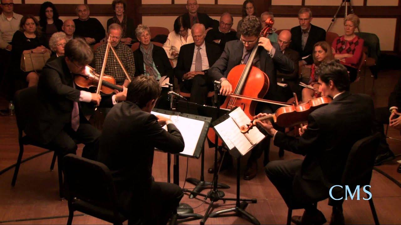 Gesualdo - Illumina faciem tuam - Escher String Quartet - CMS