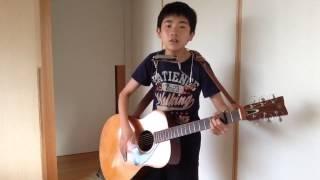 ギターは友達のFG-150です。 一番と二番の間奏のところとエンディングの...