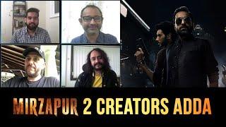 Mirzapur Creators Roundtable: Ritesh Sidhwani, Gurmmeet Singh, Mihir Desai and Puneet Krishna