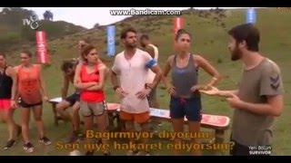 Semih o isme tepki gösterdi #Survivor #SurvivorTürkiye