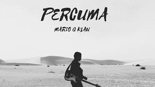 VIRAL!!! MARIO G KLAU COVER PERCUMA  DXH CREW