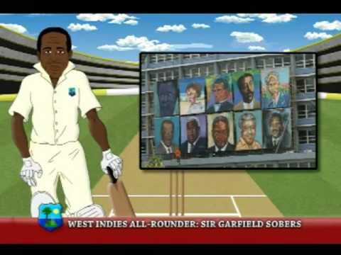 National Heroes of Barbados (Sir Garfield Sobers)