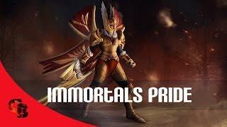 Dota 2: Store - Legion Commander - Immortals Pride w/ Persian Gulf Cup