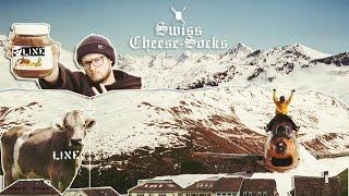 LINE Traveling Circus 8.2 Swiss Cheese Socks