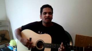 Guitar cover ... abhi nahin .. fast version