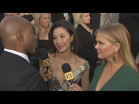 Oscars 2019: Michelle Yeoh on Power of Representation for Crazy Rich Asians Cast