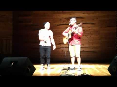 The Cuddle Song remix - JRA & Timothy DeLaGhetto (Live from New Jersey)